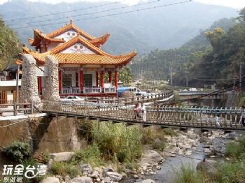 石觀音吊橋