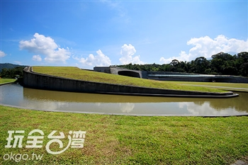 向山遊客中心(日月潭國家風景區管理處)