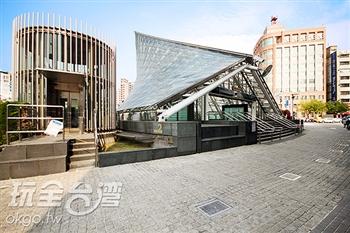 捷運美麗島站