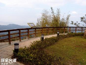 日月潭貓囒山自然步道
