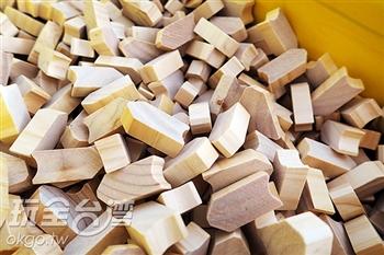 彰化田中‧一元積木工廠