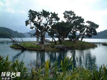 日月潭LaLu島(拉魯島)