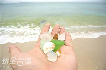 青灣情人海灘
