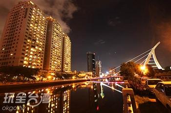 安平運河公園(安平運河)