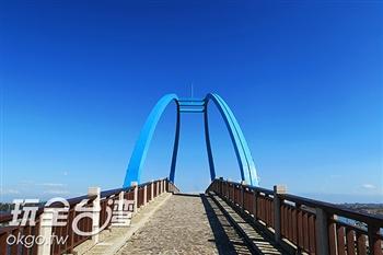王者之弓橋