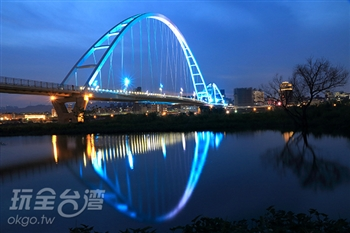 大漢溪河濱公園