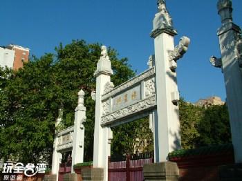 台中孔廟和忠烈祠