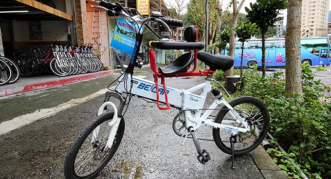 日月潭租車~給你騎電動自行車出租