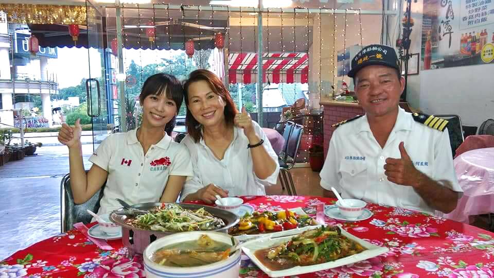 日月潭餐廳‧水社餐館