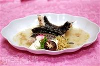 清蒸鱘龍魚