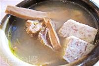 筍乾芋頭鴨