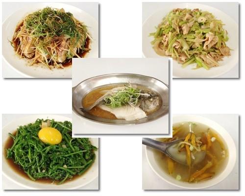日月潭富園小吃餐廳