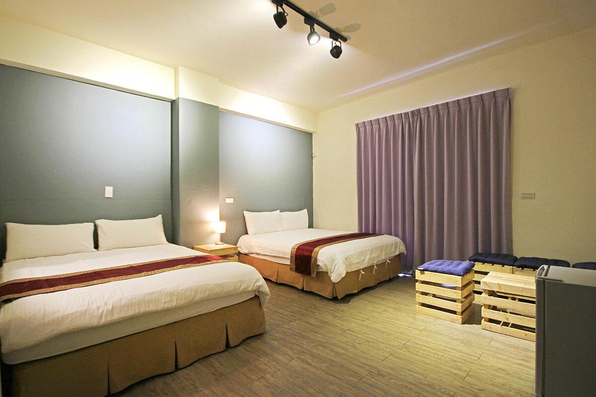 台南‧亞特旅店