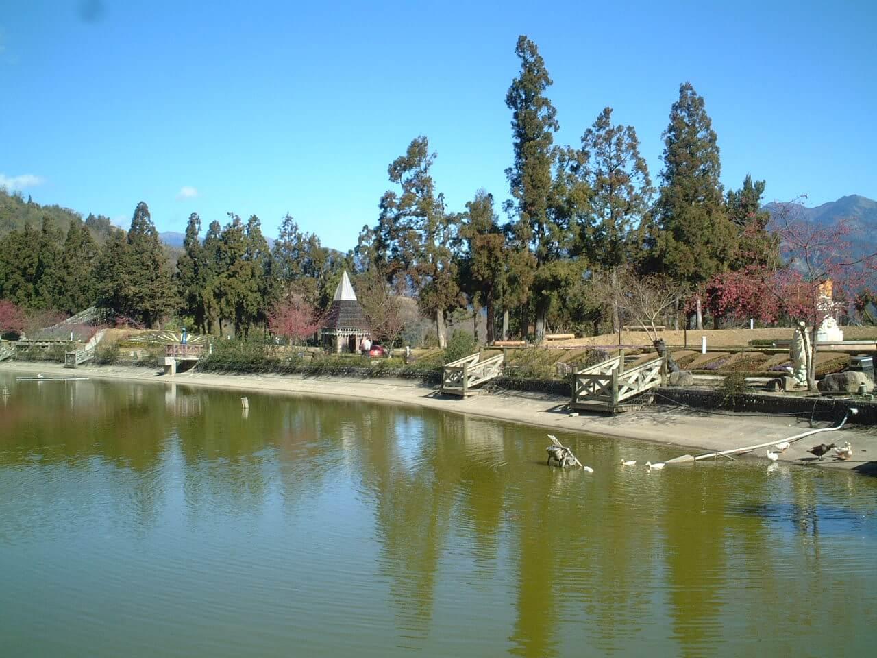 清境民宿-柏克萊景觀花園民墅