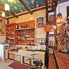 恩典館咖啡區