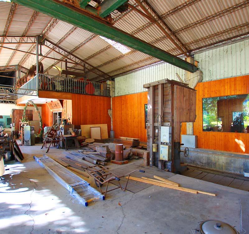木材博物館