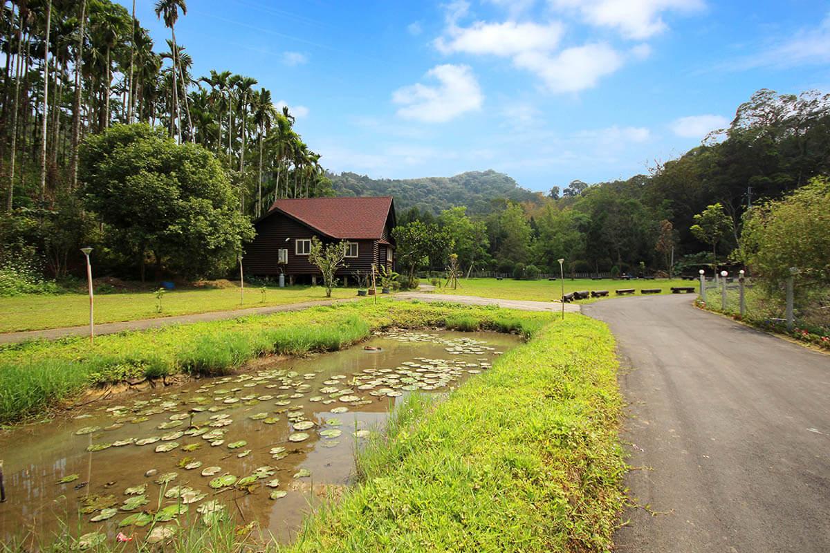 南投竹山民宿-雙湖渡假山莊