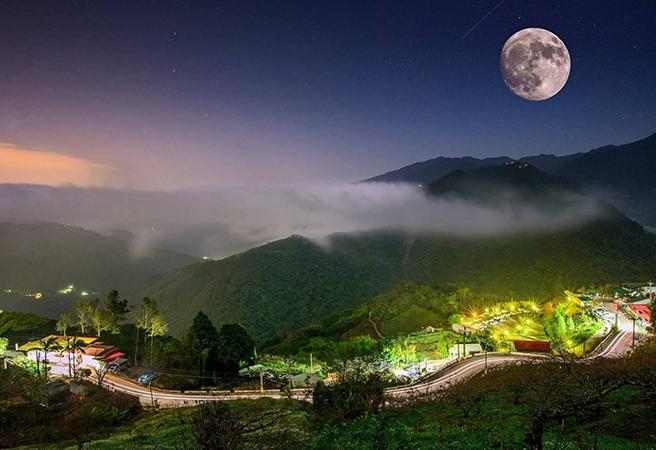新竹五峰.左岸涼山營地
