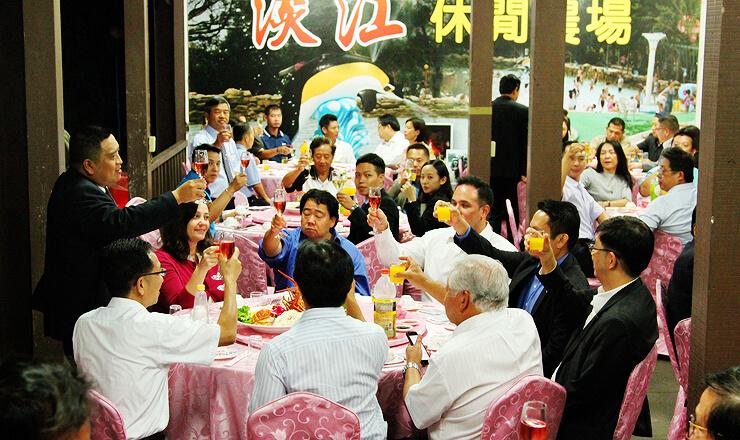 公司團體聚餐