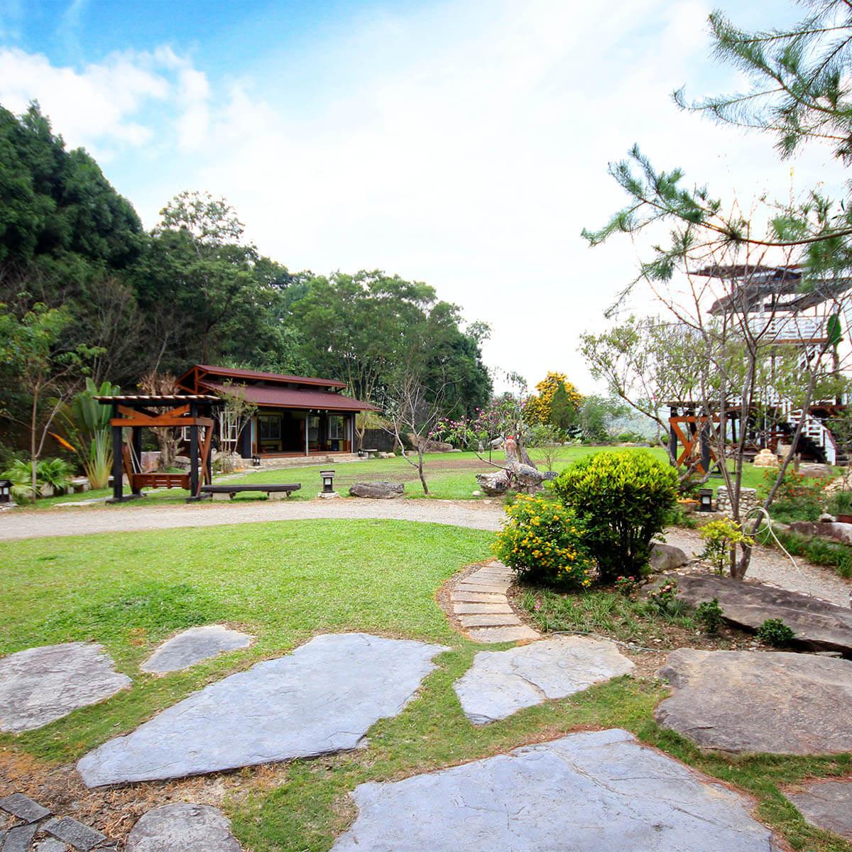 埔里民宿-佳園渡假山莊