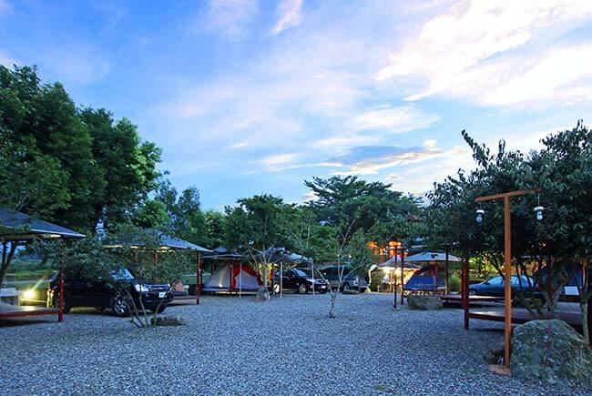 錦屏露營區