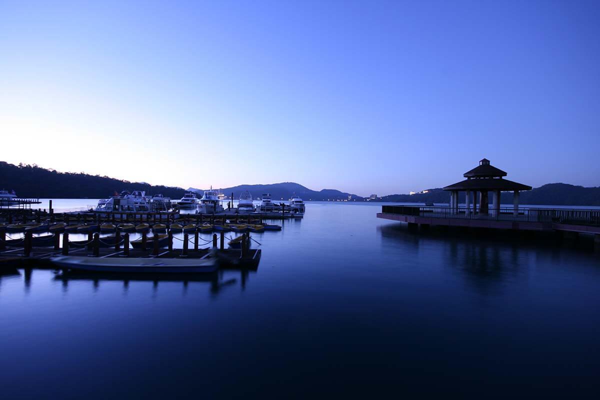 日月潭民宿-漁村民宿