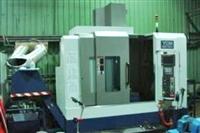 CNC高速加工機