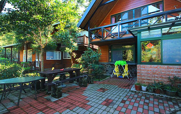 青山舍 Green Mountain Cabin
