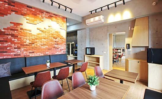 集集住宿‧山嵐商旅餐廳