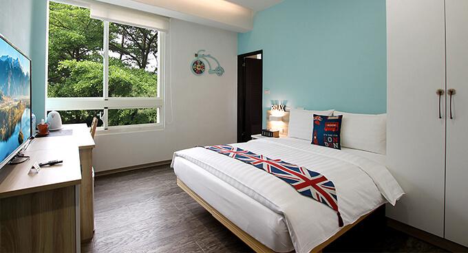 南投市民宿-177旅行公寓