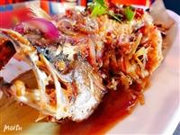 泰式咖哩滑蛋鮮蟹