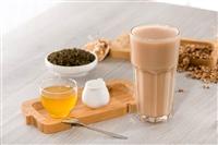 手作茶凍鮮奶茶