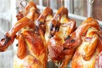 脆皮甕缸雞