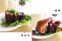 東坡肉、豬腳