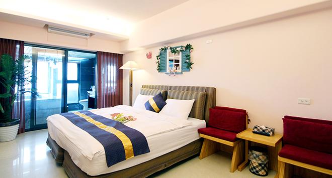 宜蘭礁溪21號溫泉旅店