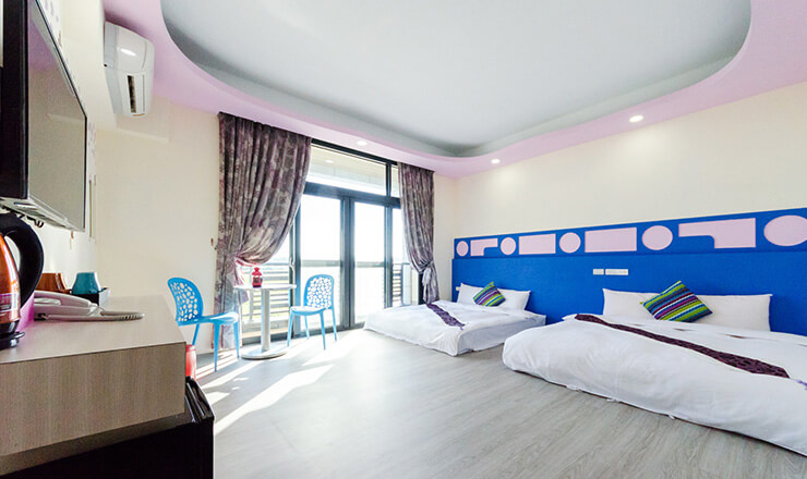墾丁原漾旅店 Kenting Aqual Inn