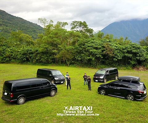 AIR TAXI‧台灣自由行包車
