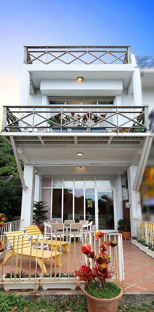 墾丁.小日子海景渡假別墅