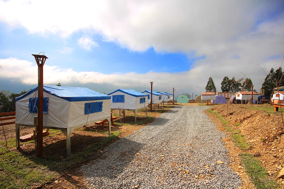清境彩虹露營區