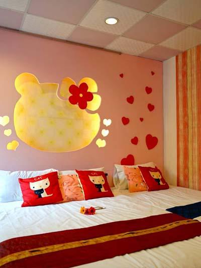 粉紅屋 2人套房