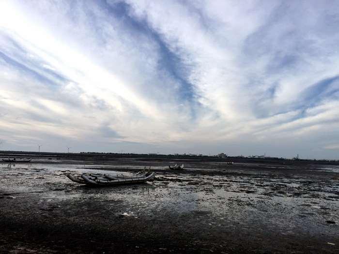 我想跟你.....傍晚浪漫的看海散步,感情升溫就靠這一次