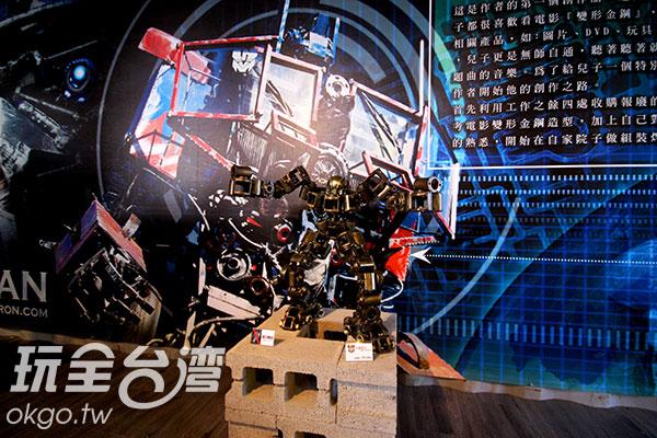 金鋼基地的室內空間/玩全台灣旅遊網攝