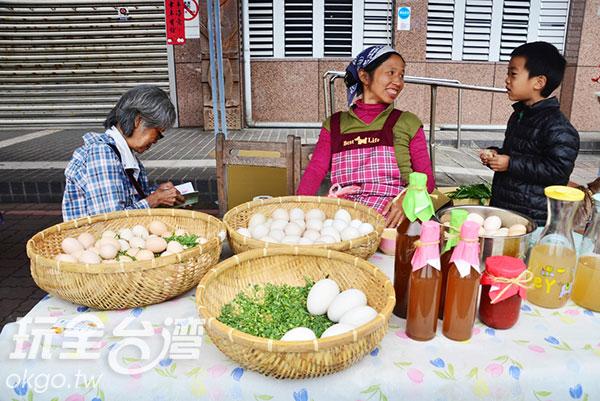 天然無毒的在地農作/玩全台灣旅遊網特約記者蔣汶晏攝