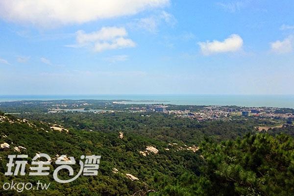 景觀非常廣闊/玩全台灣旅遊網攝
