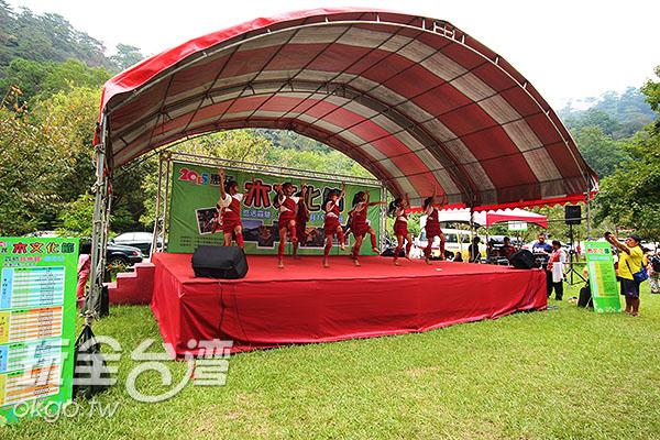 木文化節開幕表演/玩全台灣旅遊網攝