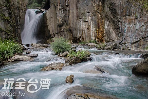 考量安全性,不建議太過靠近/玩全台灣旅遊網特約記者陳健安攝