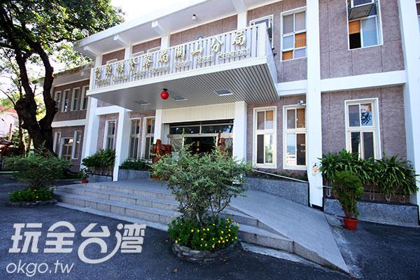 關山警察局/玩全台灣旅遊網攝