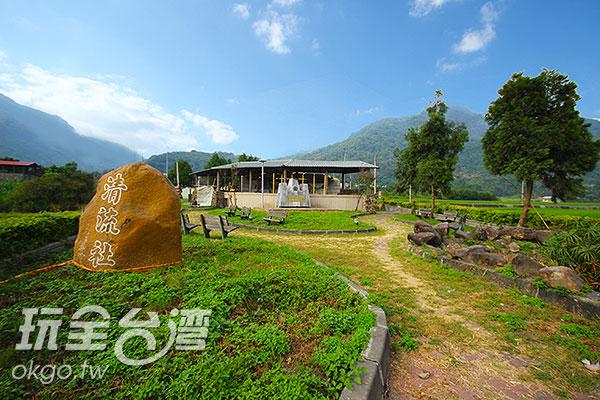 清流部落散發出舒適的生活氣息/玩全台灣旅遊網攝