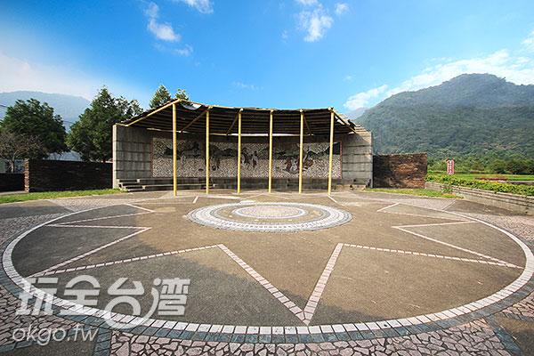 部落居民舉辦活動的廣場/玩全台灣旅遊網攝 部落廣場