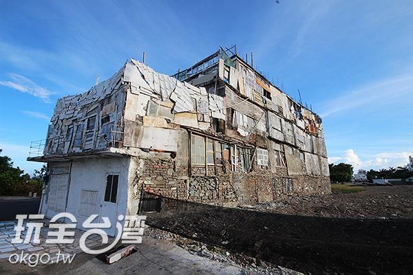 建築如同霍爾的移動城堡般的特別/玩全台灣旅遊網攝